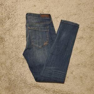 NWT Express midrise jean leggings